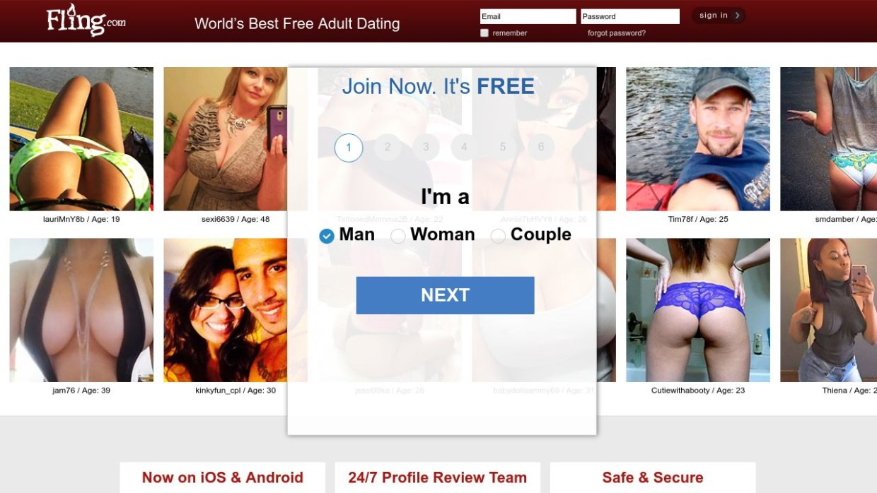 Fling Dating Service Post Thumbnail
